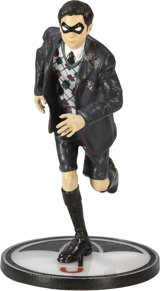 Umbrella Academy (Netflix) Figure Replica #5 - Umbrella Academy (Netflix) Figure Replica #5