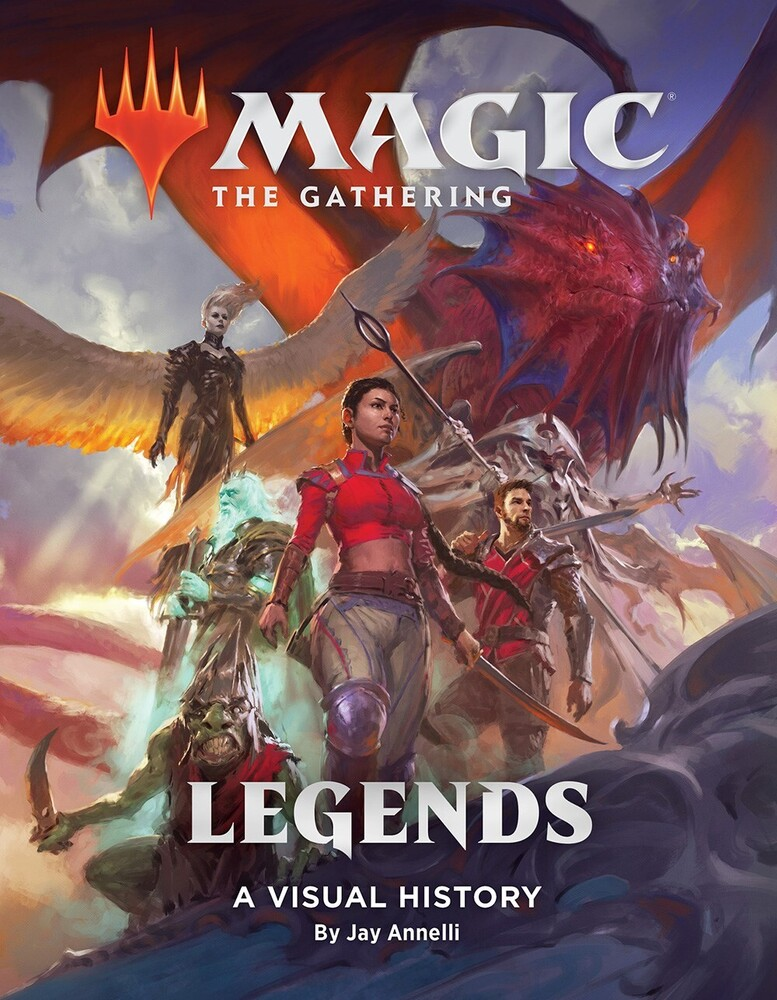 - Magic: The Gathering: Legends: A Visual History