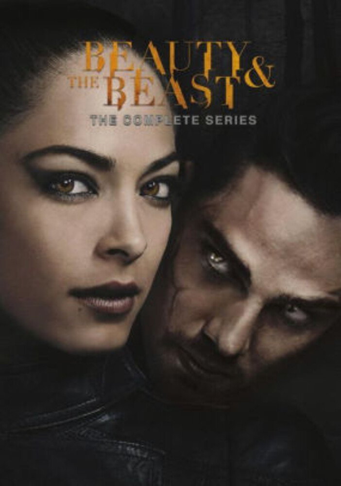 Beauty & the Beast (2012): Complete Series - Beauty and the Beast: The Complete Series