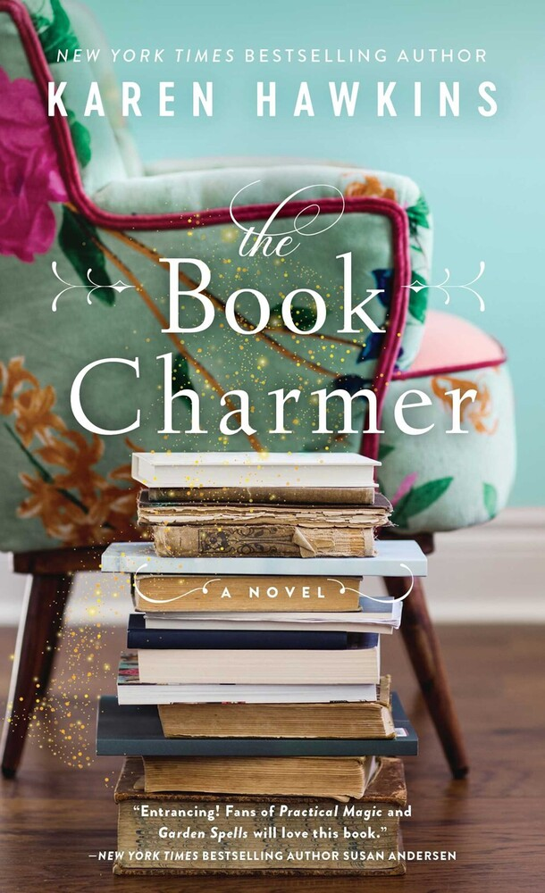 Hawkins, Karen - The Book Charmer: A Dove Pond Novel