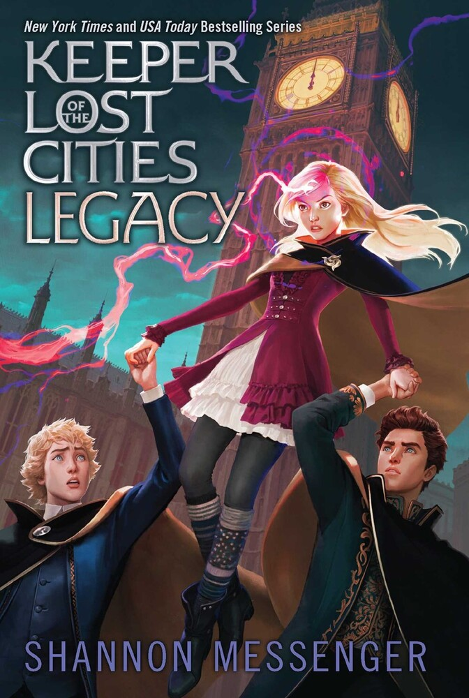 - Legacy: Keeper of the Lost Cities
