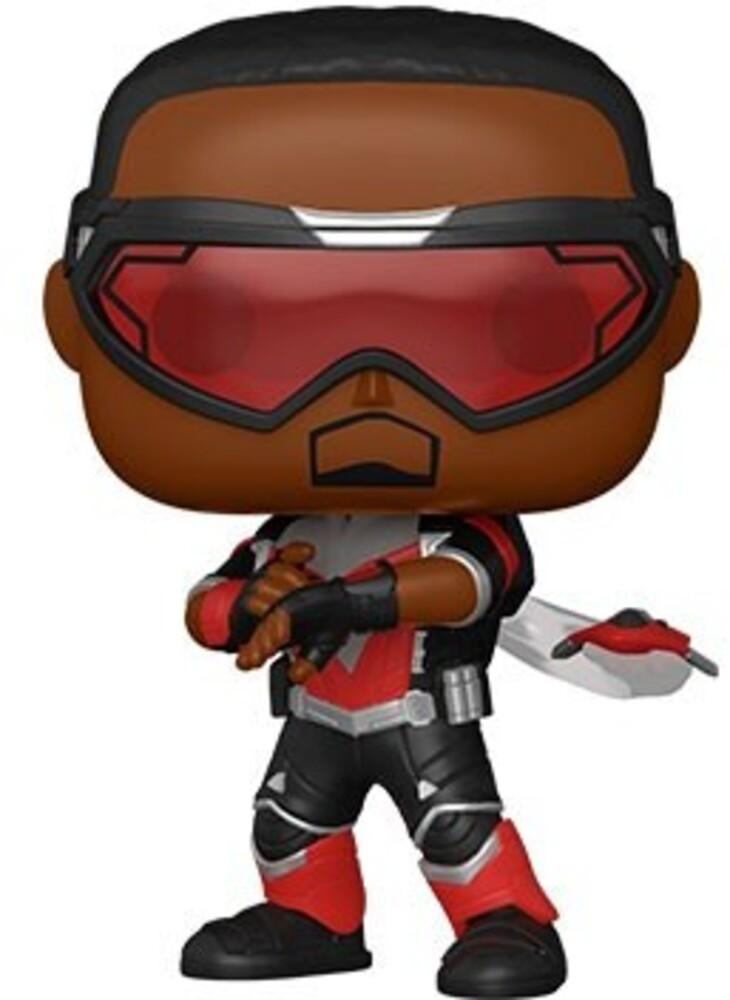 Funko Pop!: - FUNKO POP Marvel: The Falcon and the Winter Soldier- Falcon