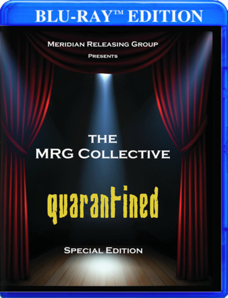 - Mrg Collective Quarantined / (Mod)
