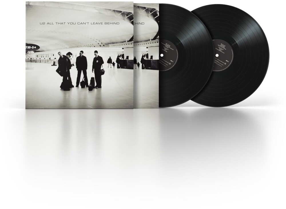 U2 - All That You Can't Leave Behind: 20th Anniversary [2 LP]