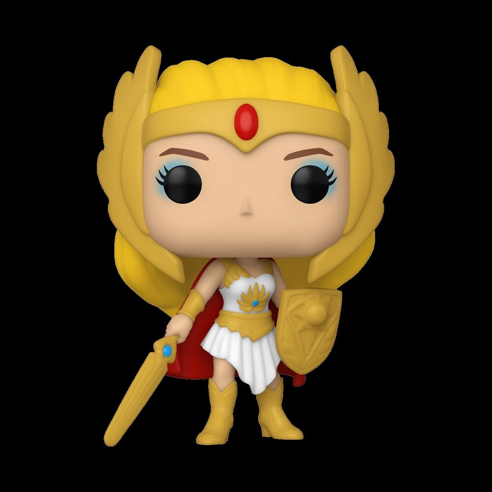 Funko Pop! Vinyl: - FUNKO POP! VINYL: Masters of the Universe- Classic She-Ra
