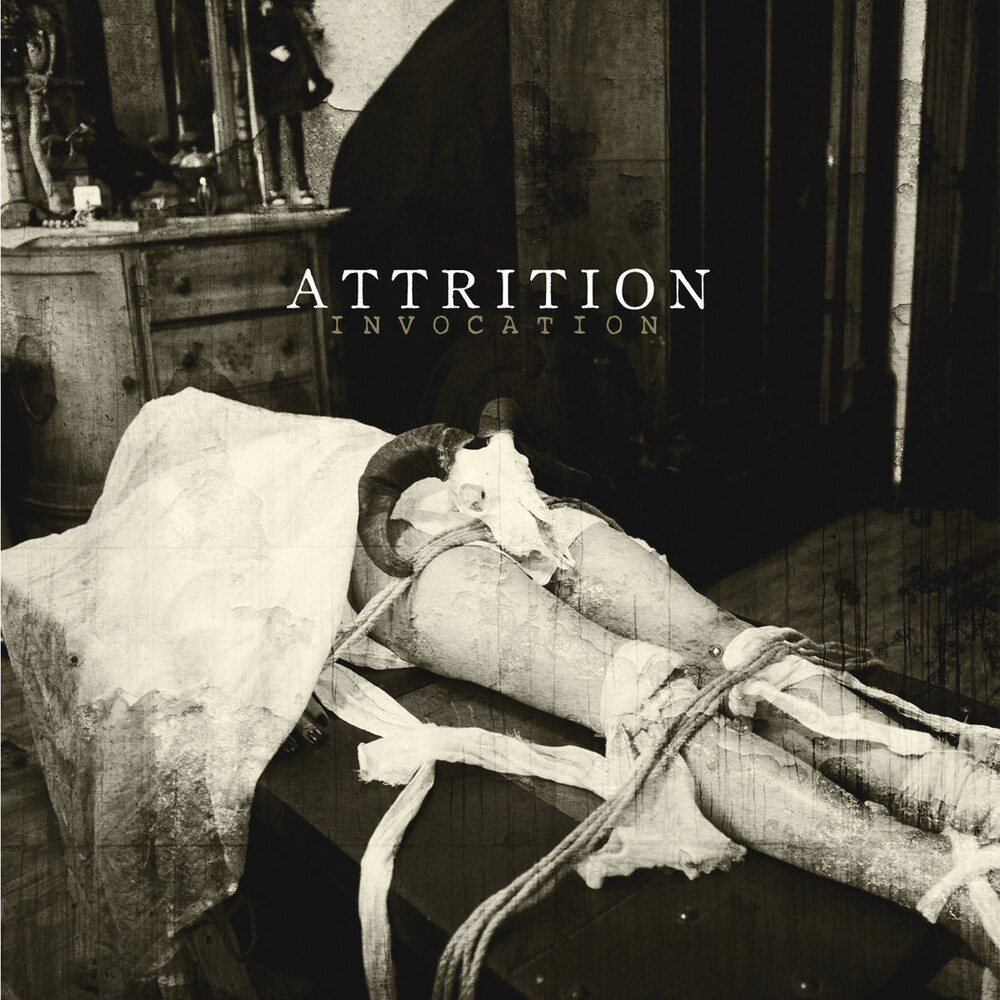 Attrition - Invocation / O.S.T.