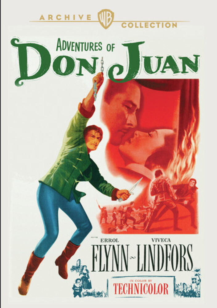Romney Brent - Adventures of Don Juan