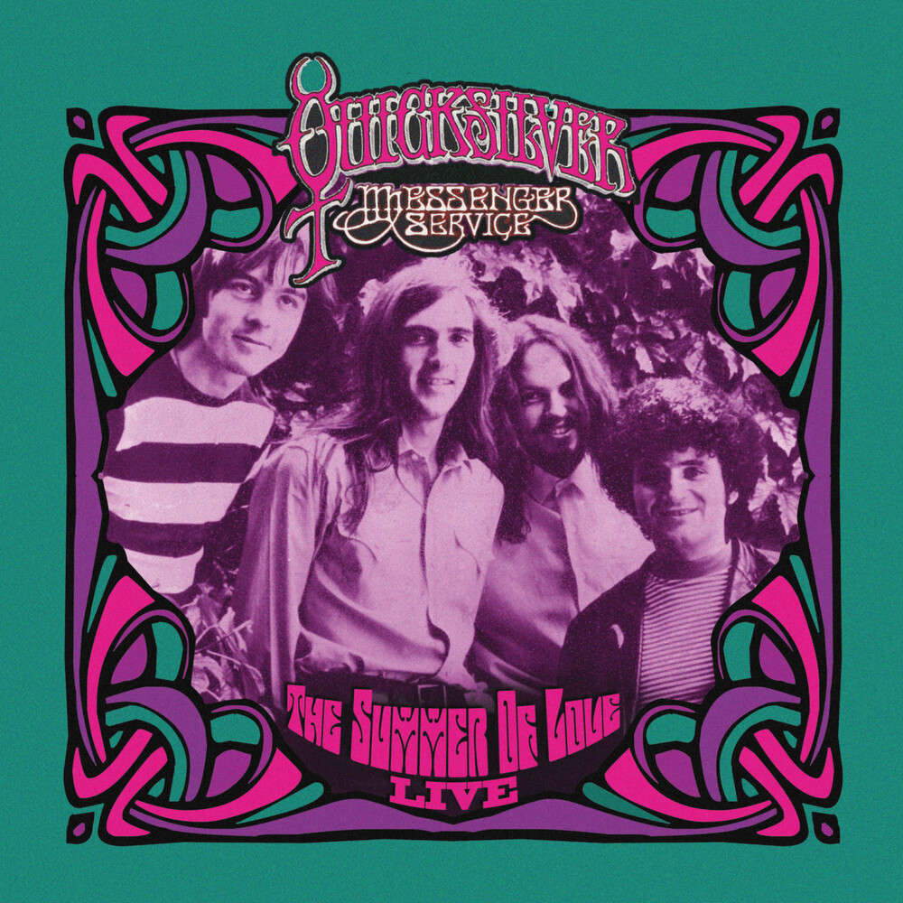 Quicksilver Messenger Service - Live From The Summer Of Love (Uk)