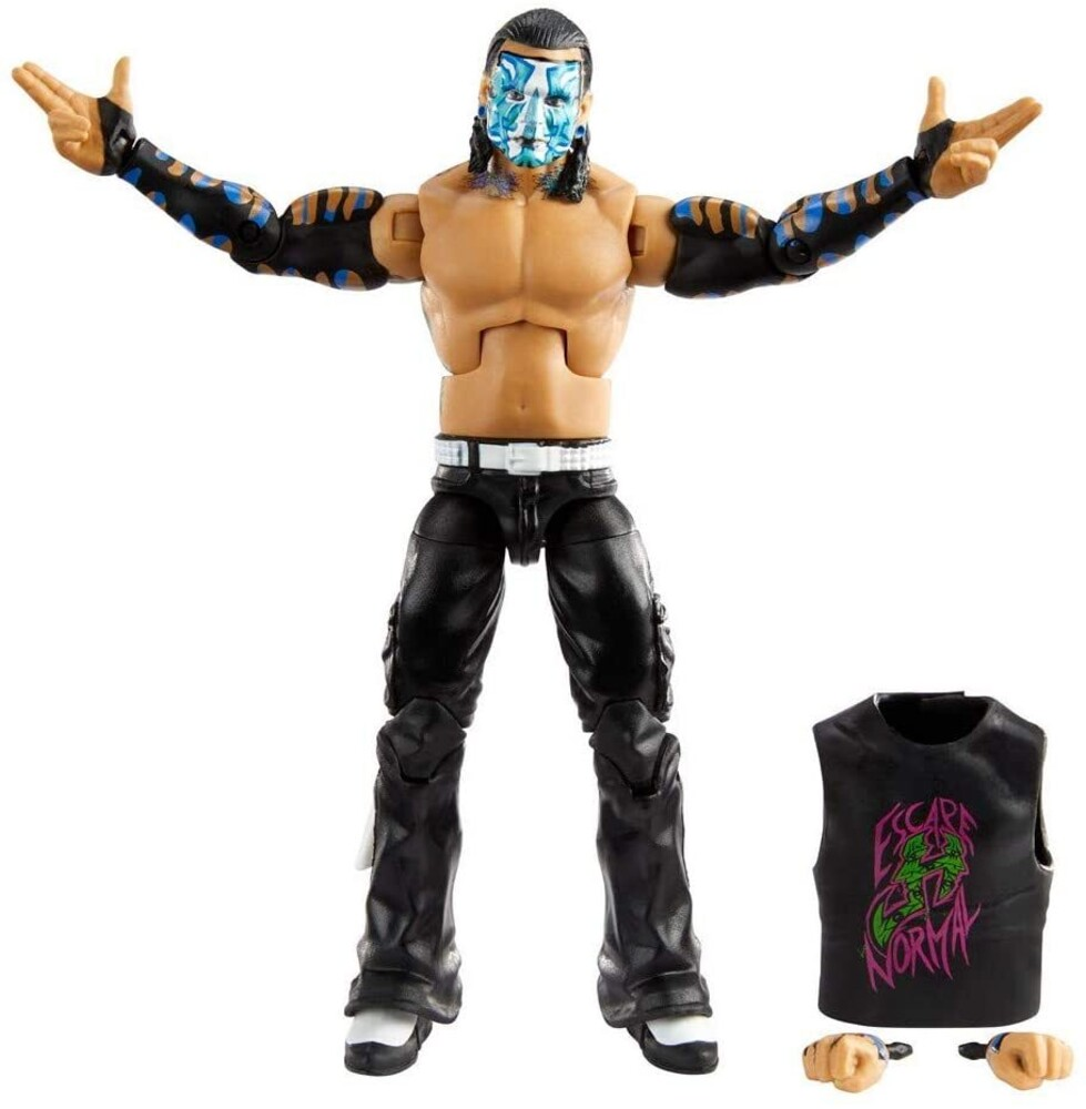 WWE - Mattel Collectible - WWE Elite Figure Jeff Hardy