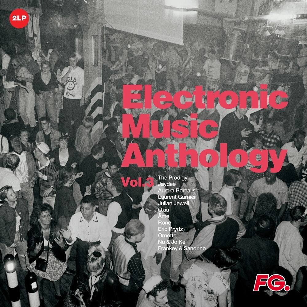 Electronic Music Anthology Vol 3 / Various - Electronic Music Anthology Vol 3 / Various