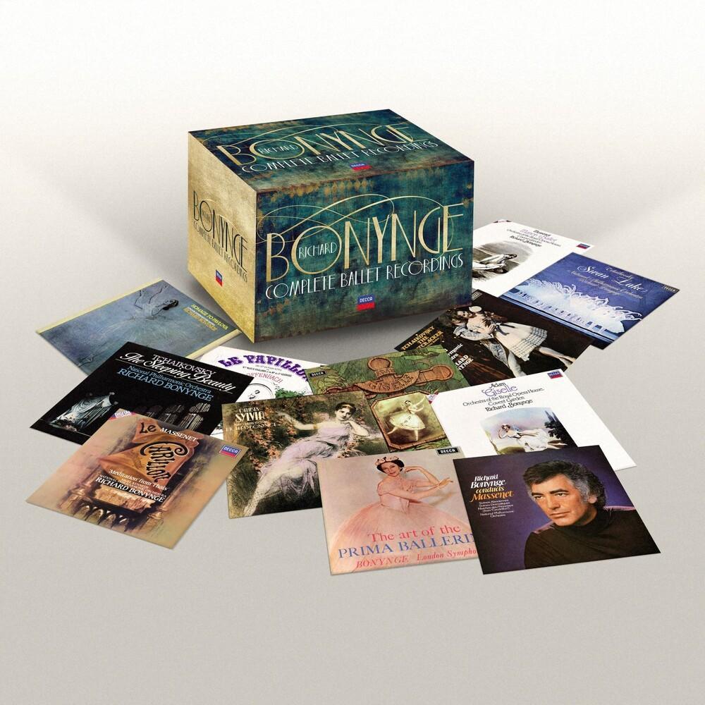 Richard Bonynge - Richard Bonynge Ballet Collection [45 CD Box Set]