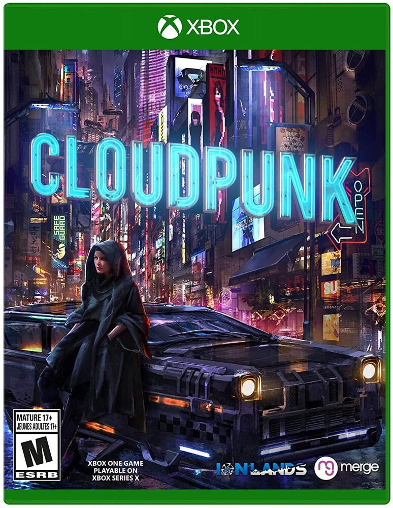 Xb1 Cloudpunk - Cloudpunk for Xbox One