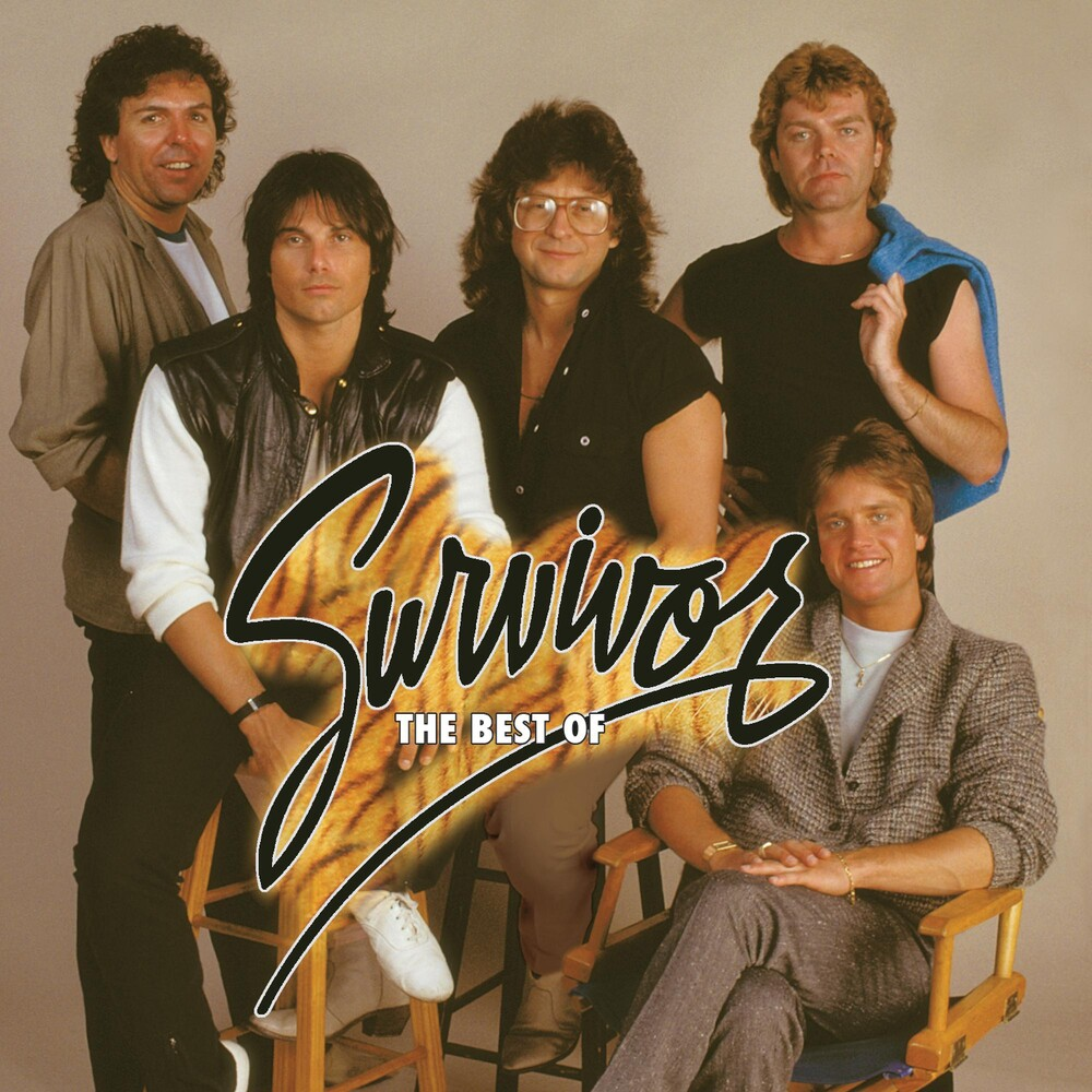 Survivor - Best Of Survivor-Greatest Hits (Audp) (Blk) (Blue)