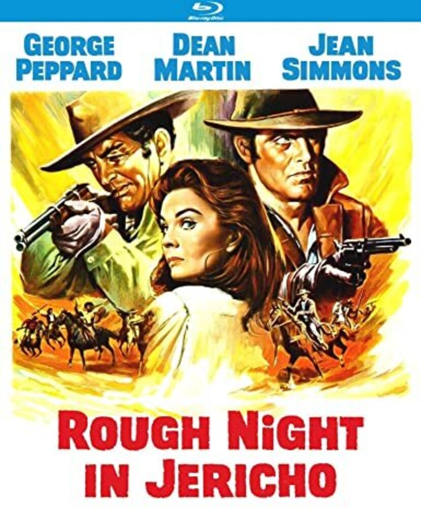 Rough Night in Jericho (1967) - Rough Night In Jericho (1967)