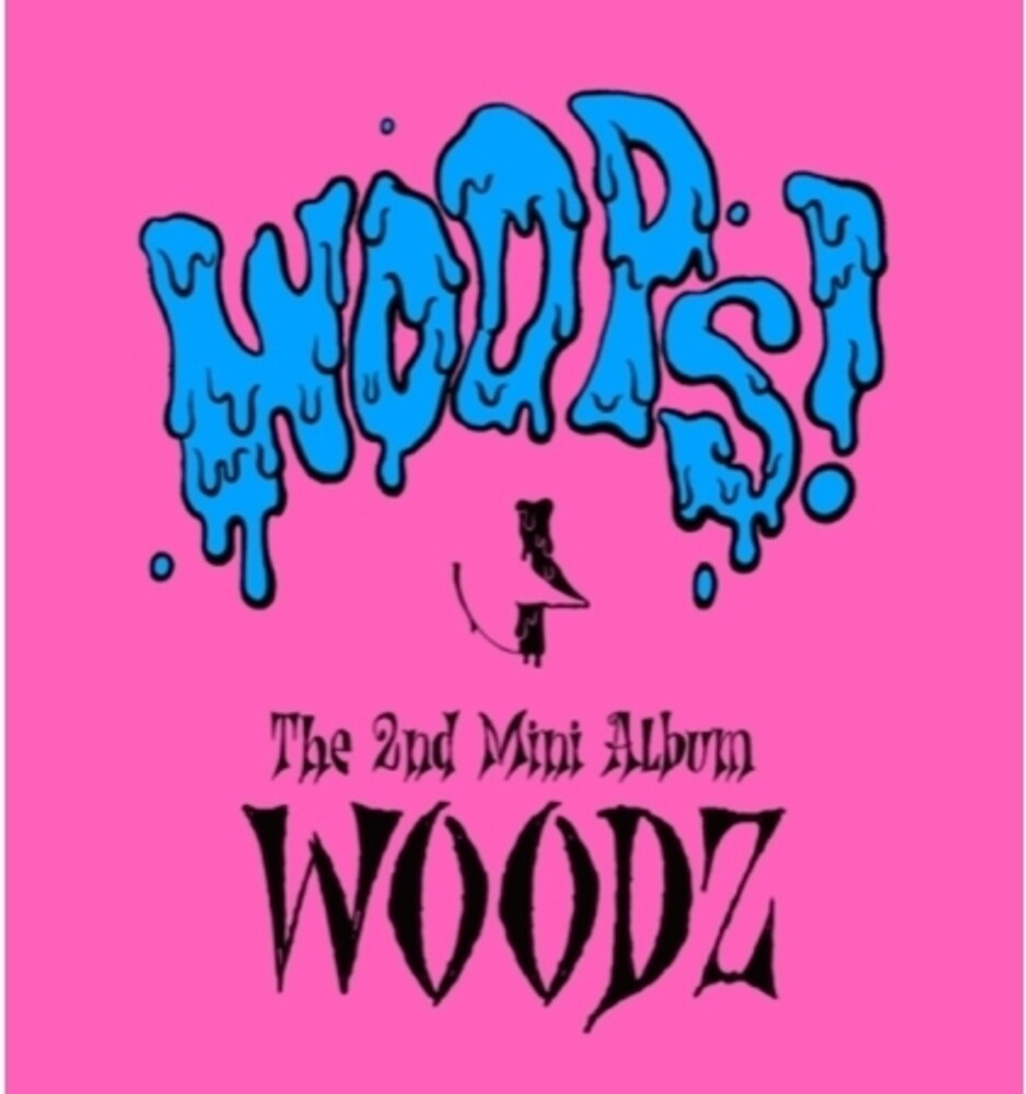 Woodz - Woops! (Random Cover) (Stic) [With Booklet] (Pcrd) (Phot)