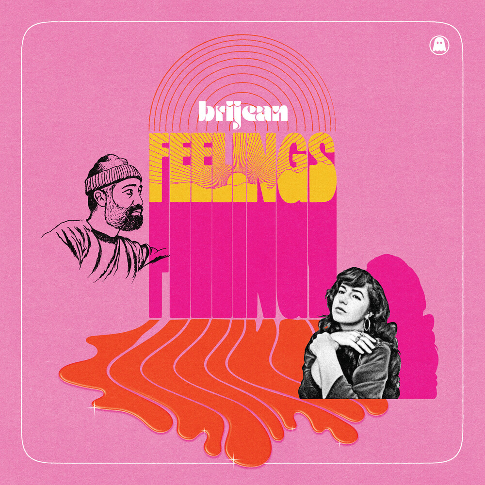 Brijean - Feelings [Indie Exclusive Limited Edition Lava Lamp LP]