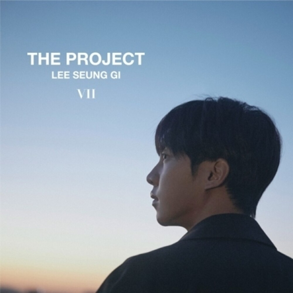 Lee Seung Gi - The Project (incl. 3pc Photocard)
