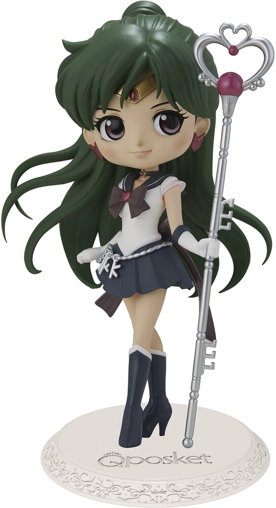 - BanPresto - Movie Sailor Moon Eternal Super Sailor Pluto Q posketVersion 2