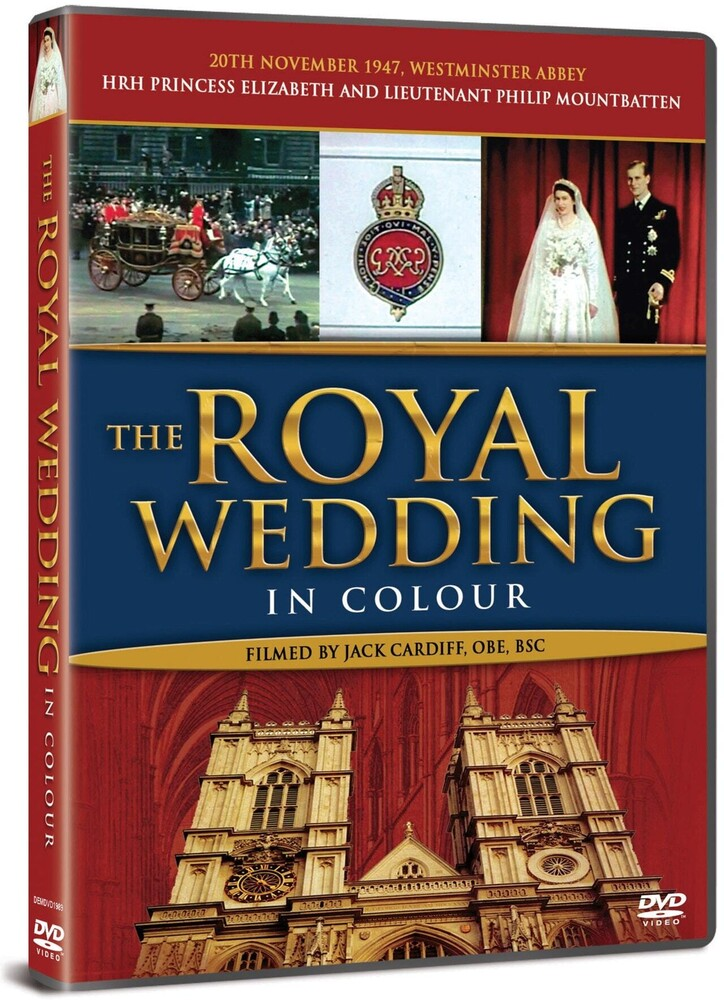 Royal Wedding in Colour - Royal Wedding In Colour