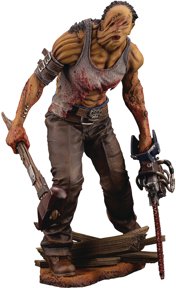 Dead by Daylight - the Hillbilly Statue - Kotobukiya - Dead By Daylight - The Hillbilly Statue