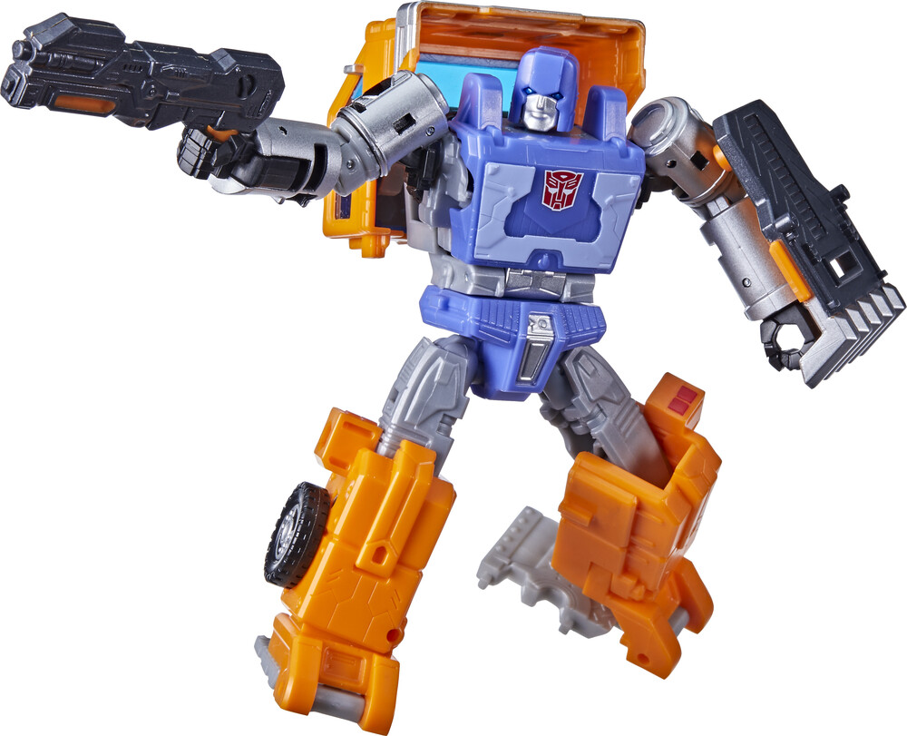 - Hasbro Collectibles - Transformers Generations War For Cybertron KDeluxe Huffer