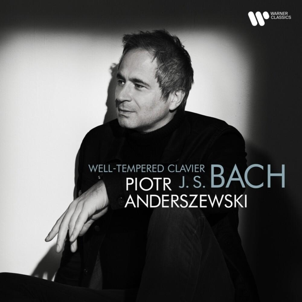 Piotr Anderszewski - J.S. Bach: Well-Tempered Clavier [Digipak]