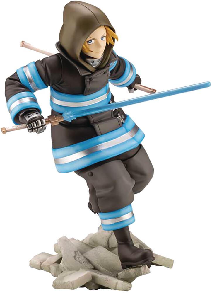 Fire Force - Artfx J Arthur Boyle - Kotobukiya - Fire Force - ARTFX J Arthur Boyle