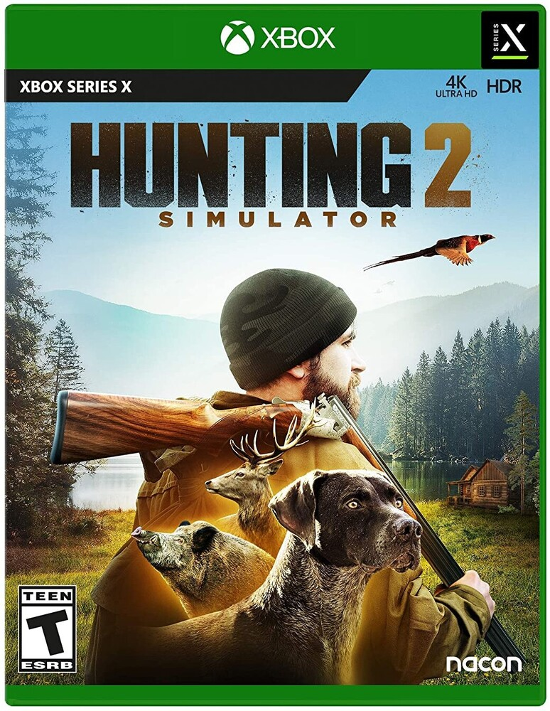 Xbx Hunting Simulator 2 - Hunting Simulator 2 for Xbox Series X