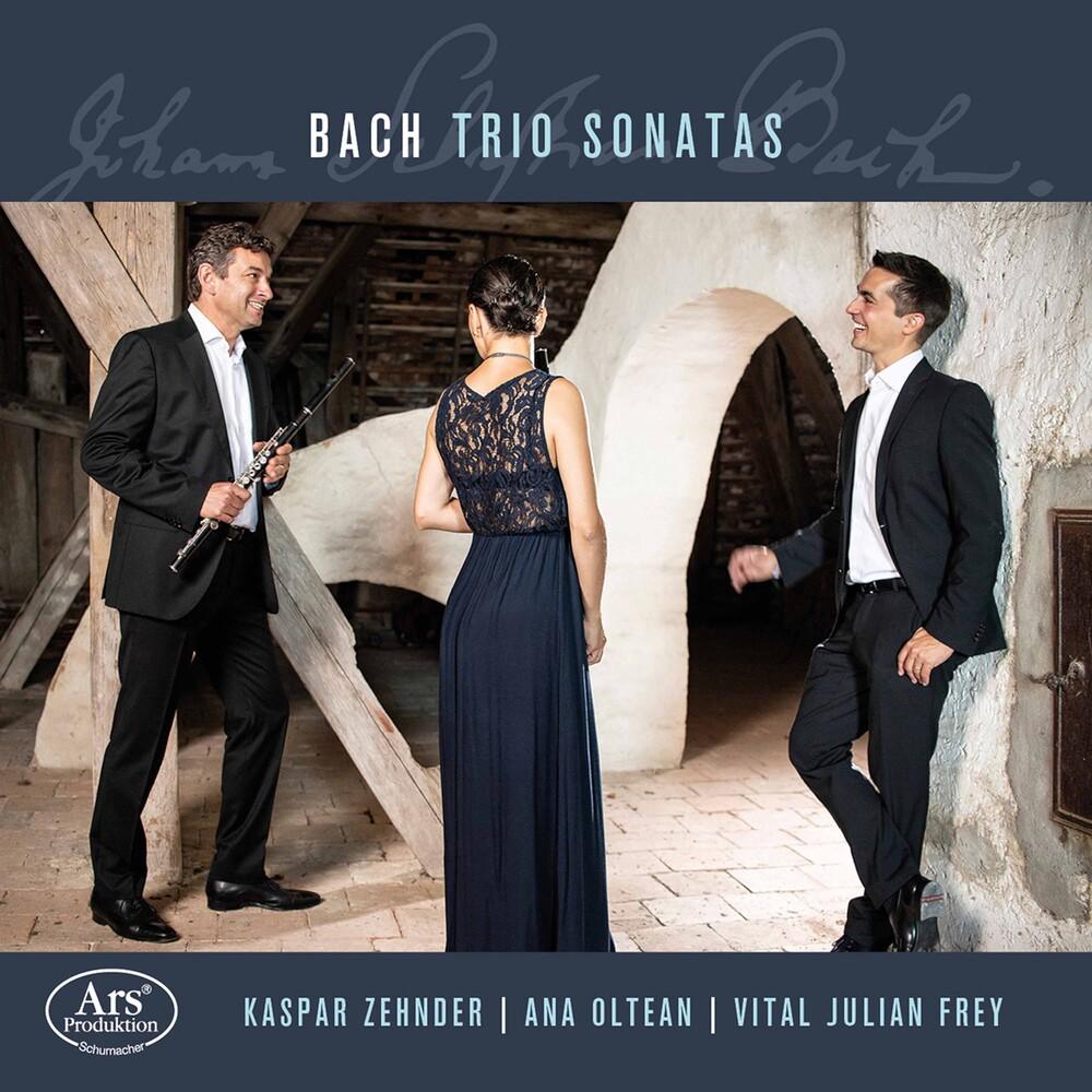 J Bach .S. / Oltean / Zehnder - Trio Sonatas