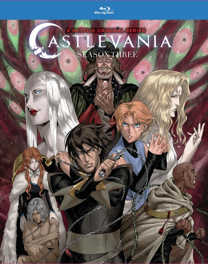 Castlevania Set 3 - Castlevania Set 3 (2pc) / (2pk)