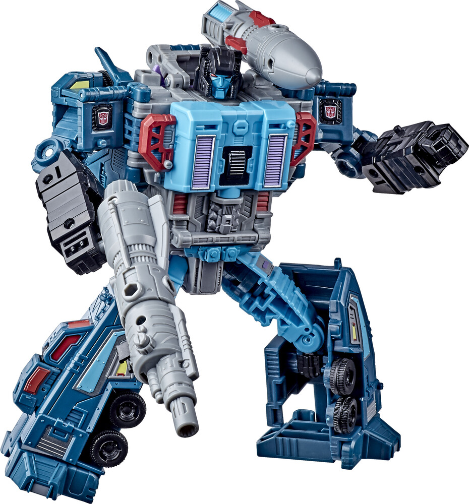Tra Gen Wfc E Leader Double Dealer - Hasbro Collectibles - Transformers Generations War Fro Cybertron ELeader Double Dealer