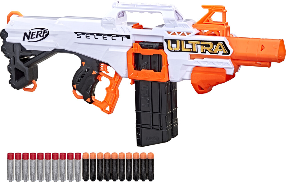 Ner Ultra Select - Hasbro Collectibles - Nerf Ultra Select