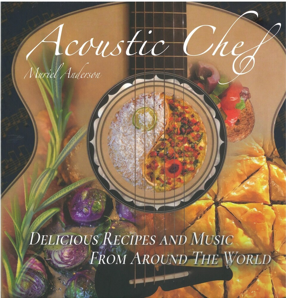 Anderson, Muriel - Acoustic Chef (W/Cd)