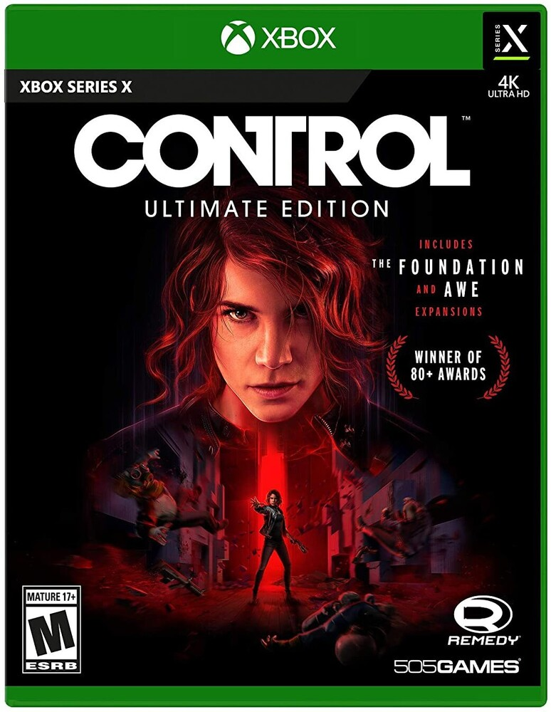 Xbx Control Ultimate Edition - Xbx Control Ultimate Edition