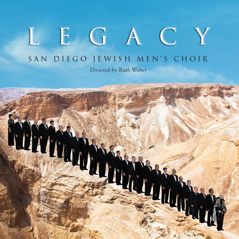 San Diego Jewish Men's Choir - LEGACY