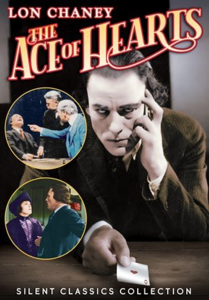 Ace Of Hearts - Ace Of Hearts / (Dvr)