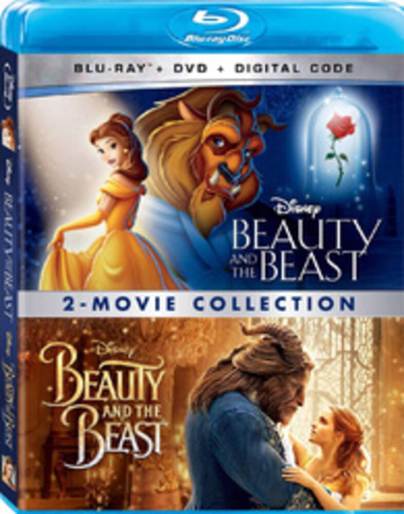 Beauty & Beast (Animated) / Beauty & Beast (Live - Beauty and the Beast (1991) / Beauty and the Beast (2017)