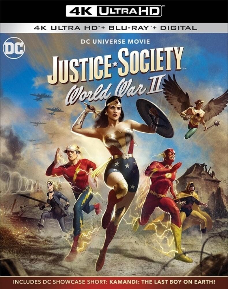 Justice Society: World War II - Justice Society: World War II