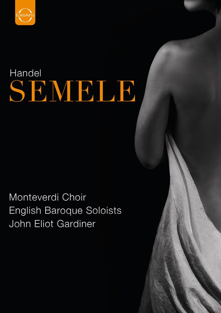 Monterverdi Choir / Gardiner, John Eliot - Handel: Semele (2pc)