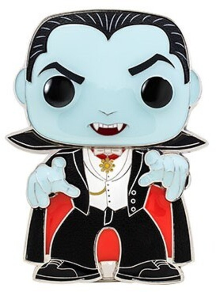 Funko Pop! Pins: - FUNKO POP! PINS: Universal Monsters - Dracula