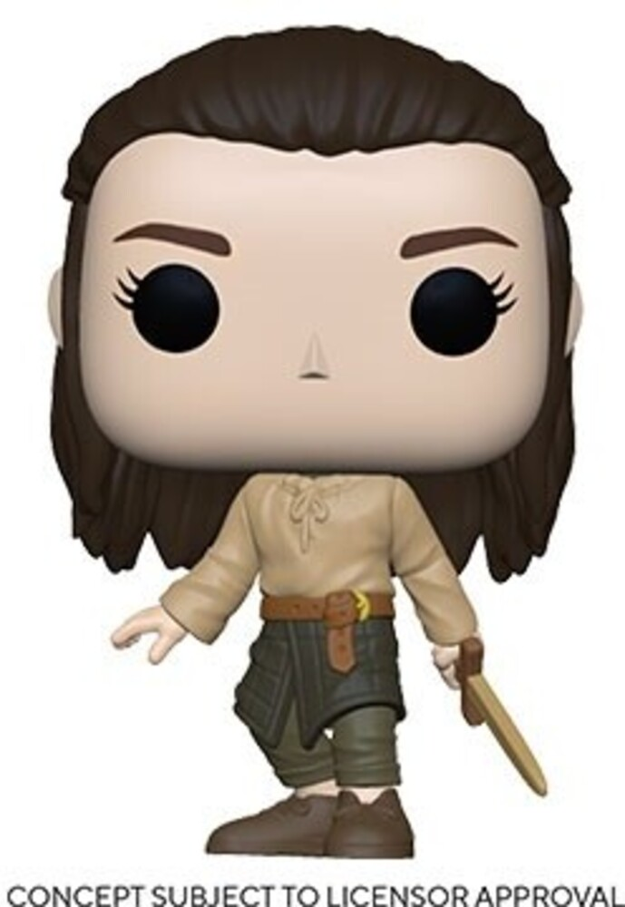 - Game Of Thrones- Arya Training (Vfig)
