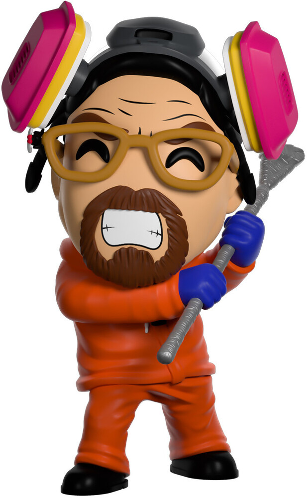 - Breaking Bad - Walter White Vinyl Figure (Clcb)