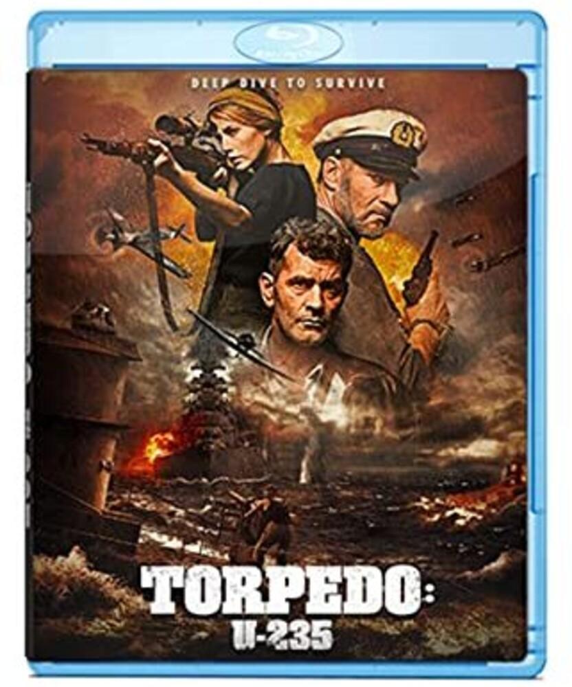 - Torpedo: U-235
