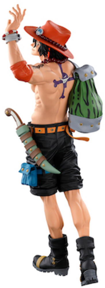 - One Piece Banpresto Wfc 3 Portgas.D.Ace Original