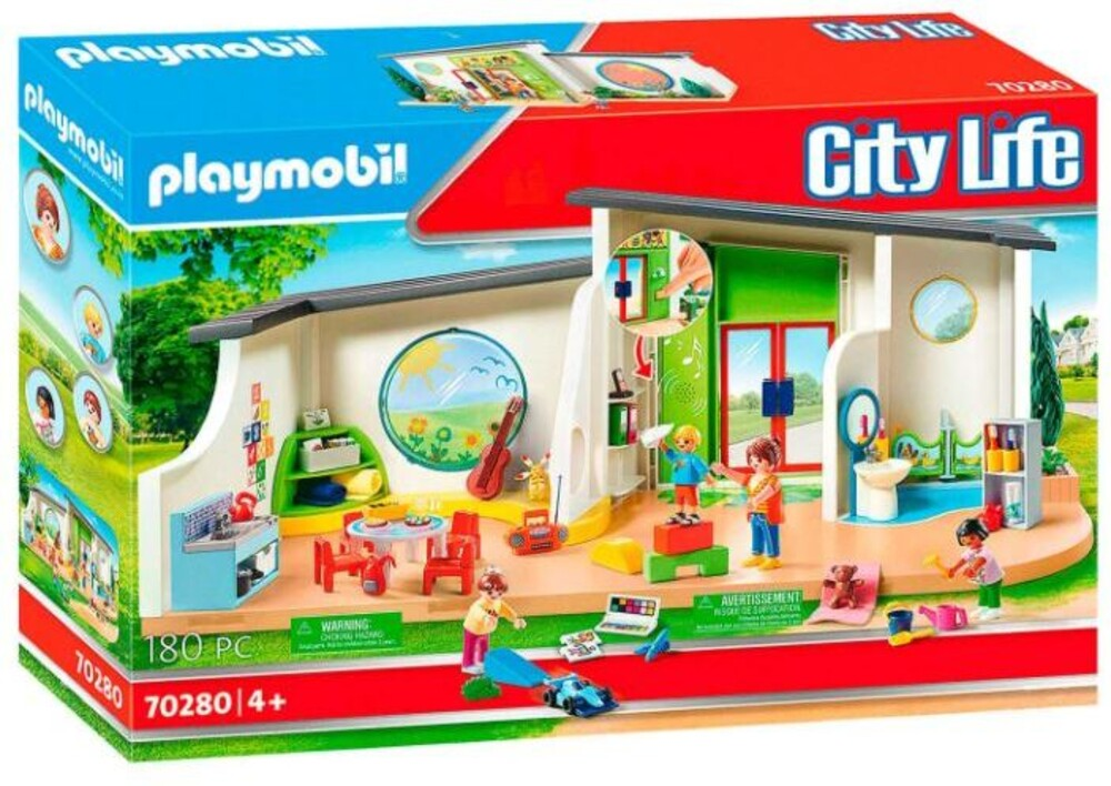 - City Life Rainbow Daycare (Fig)