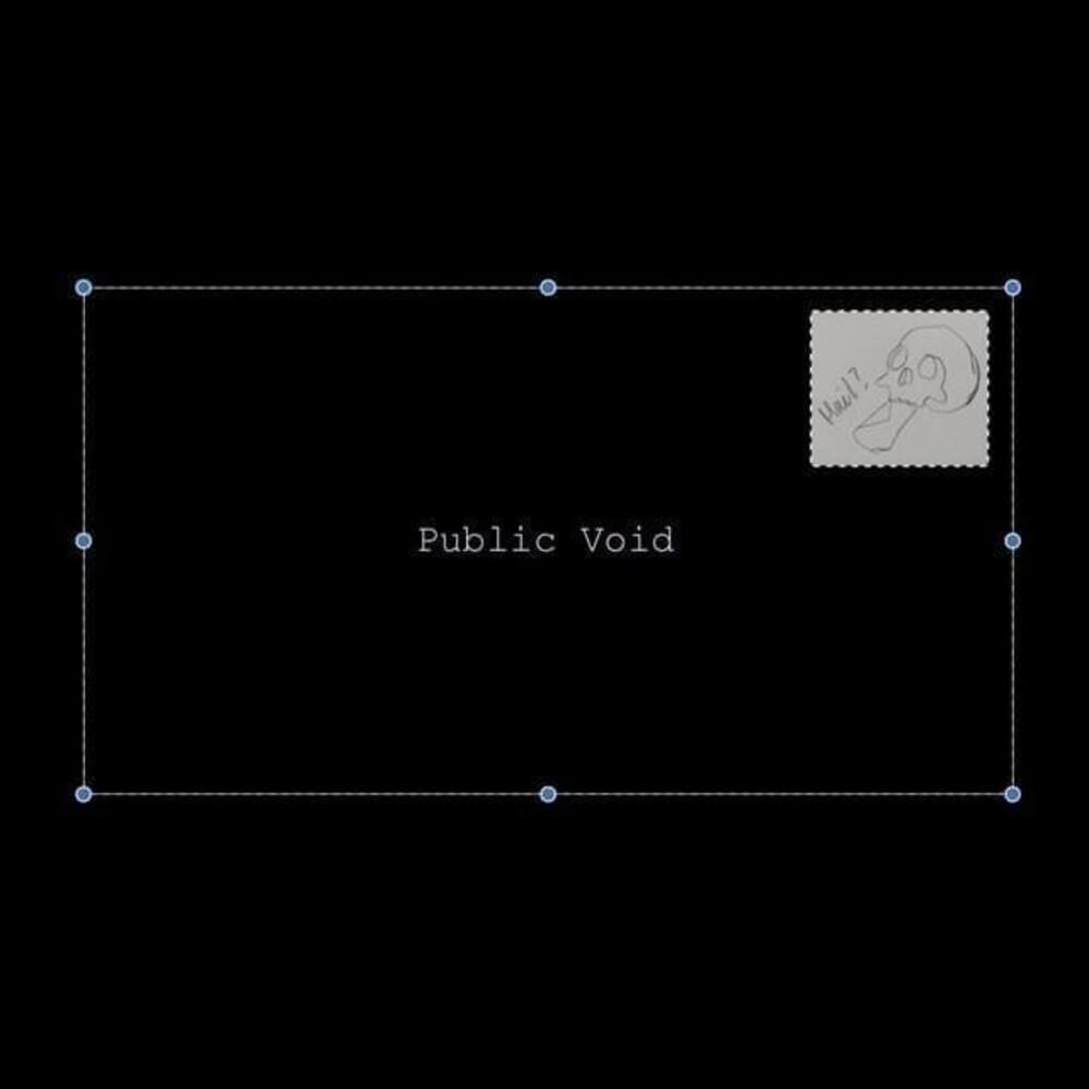Penelope Scott - Public Void (Blk) [Colored Vinyl] (Pnk)
