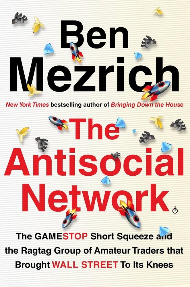 Ben Mezrich - Antisocial Network (Hcvr)
