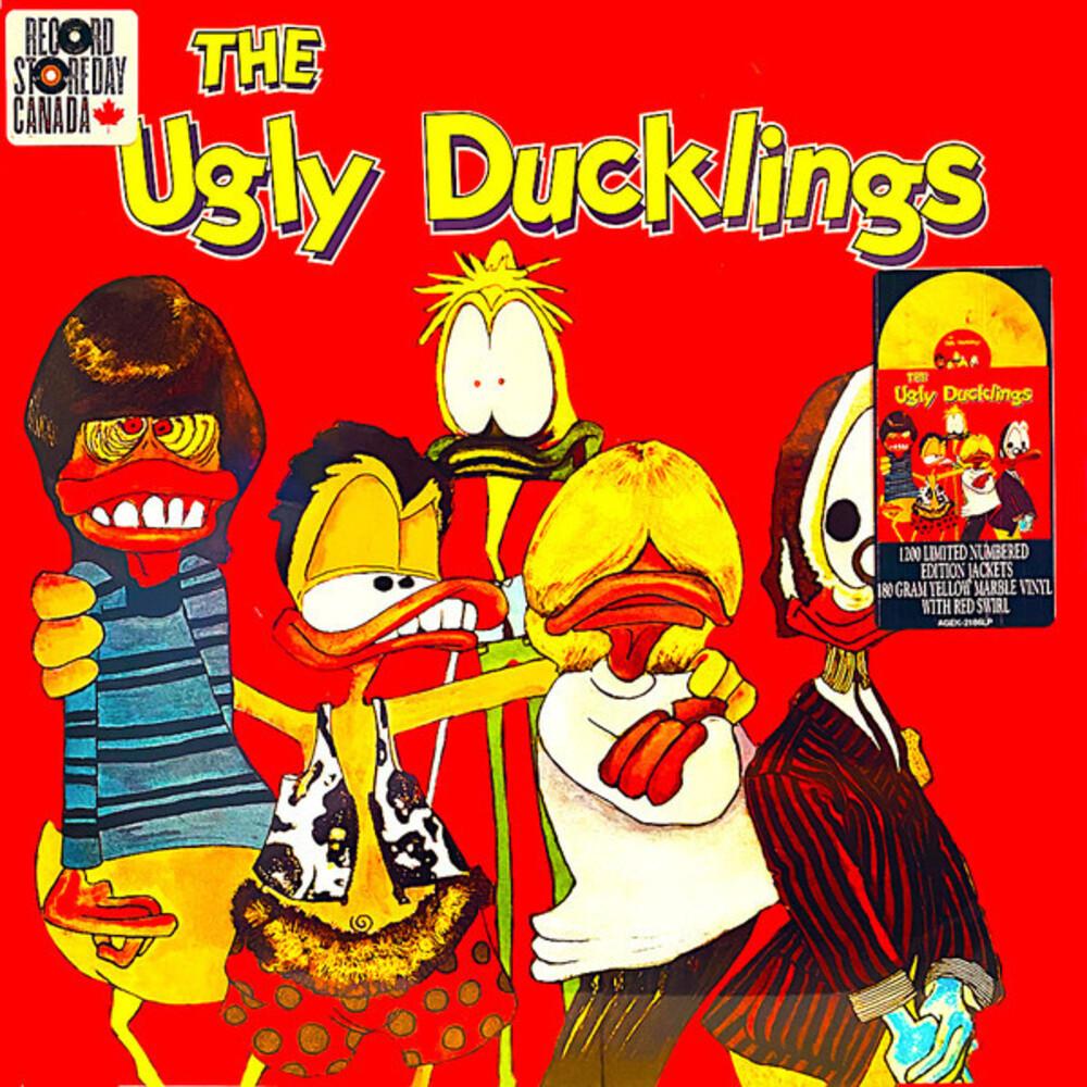 Ugly Ducklings - Ugly Ducklings (Can)