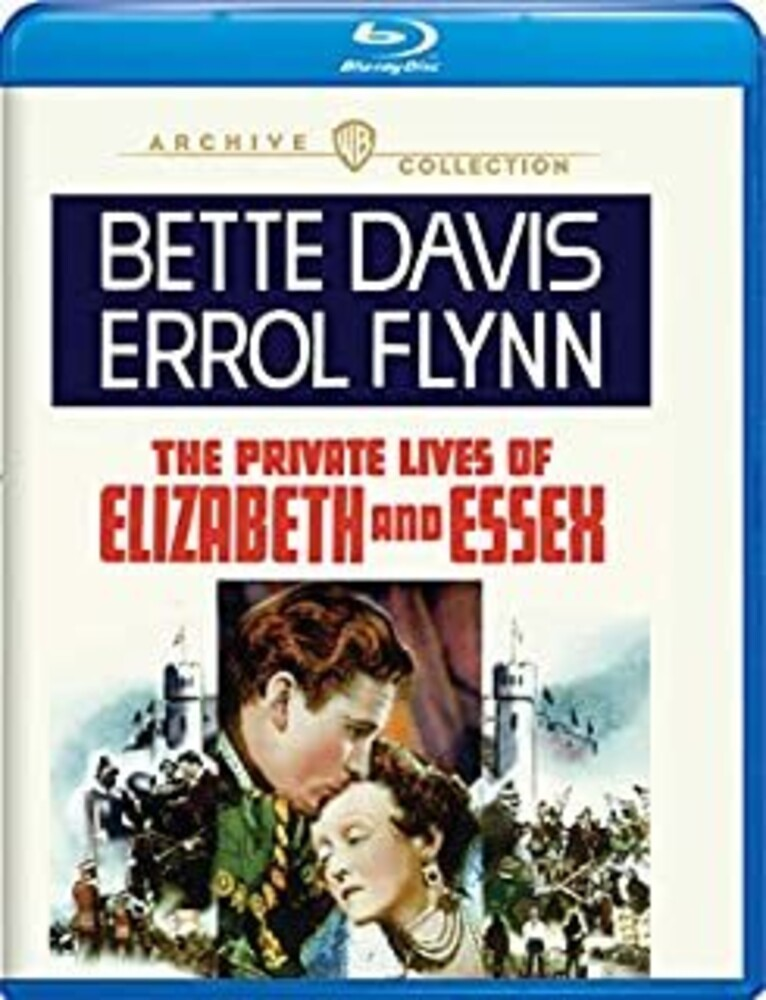 - Private Lives Of Elizabeth & Essex (1939) / (Full)