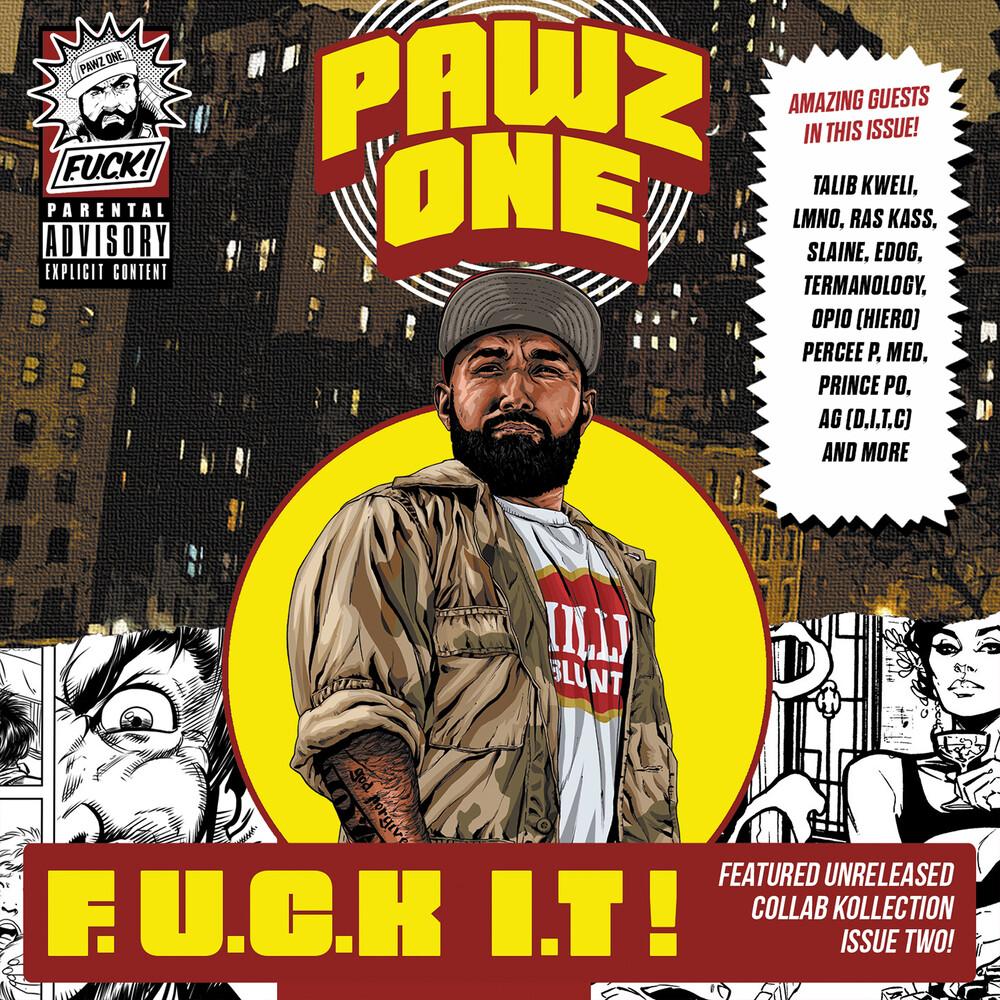 Pawz One - F.U.C.K I.T